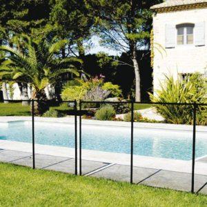 barrière souple piscine sécurité