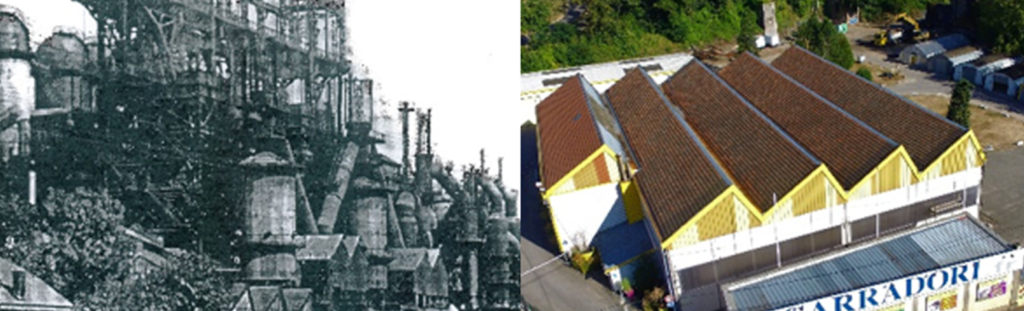 70 ans entreprise carradori 1948 2018