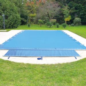 couverture piscine sécurité