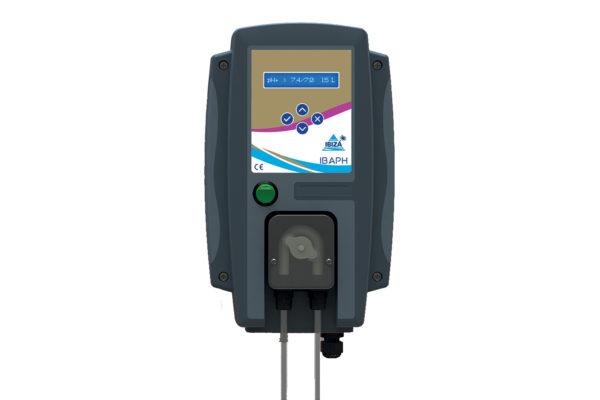 ibapH régulateur automatique pH piscine longwy