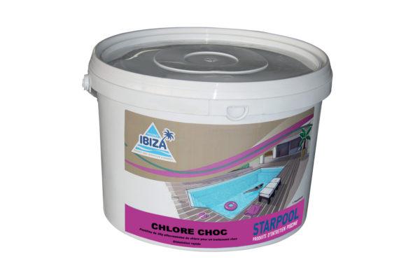 chlore choc pastilles produit entretien piscine longwy