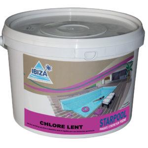 chlore lent pastille produit entretien piscine longwy