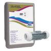 électrolyseur piscine sel traitement