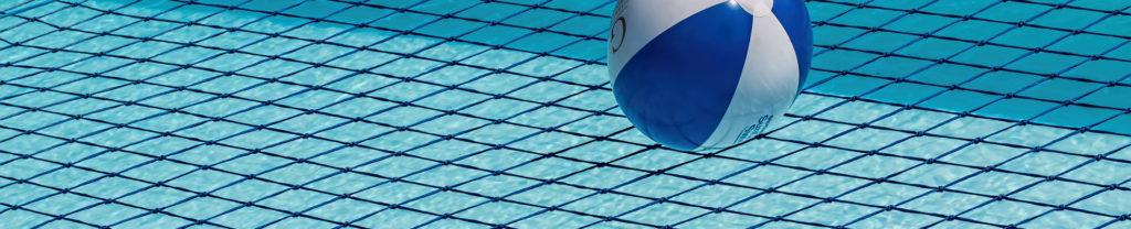 piscine remise en service été ballon