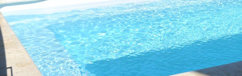Piscines eau claire